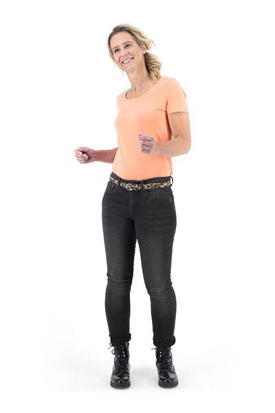 Damen-T-Shirt rosa rosa - 1000018254 - HEMA