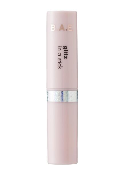 B.A.E. rouge à lèvres glitz in a stick 09 pink sunset - 17710069 - HEMA