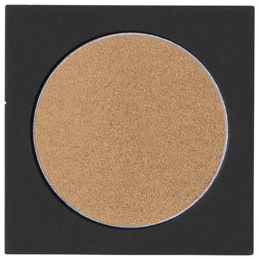 ombre à paupières mono metallic 29 crystal copper cuivré recharge - 11210329 - HEMA