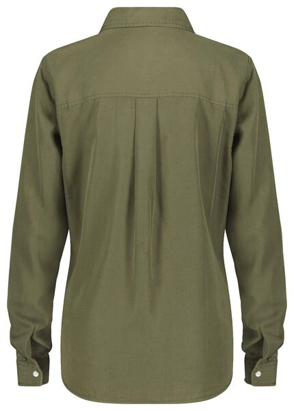 women's blouse light green light green - 1000023081 - hema