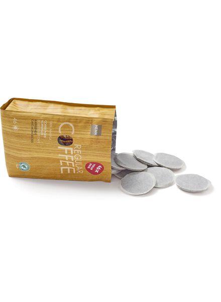 dosettes de café regular - 46 unités - 17100021 - HEMA