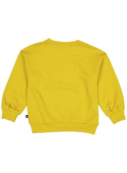 children's sweater yellow yellow - 1000013866 - hema