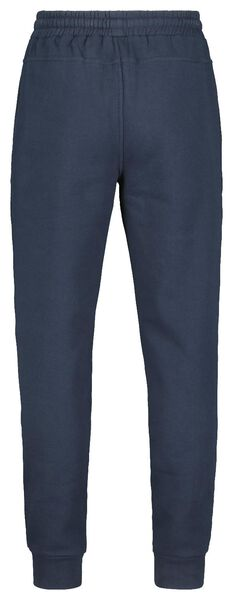 Herren-Sweathose dunkelblau dunkelblau - 1000014299 - HEMA