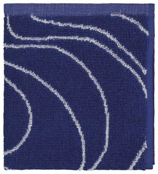 kitchen towel - 50 x 50 - cotton - blue waves - 5490030 - hema
