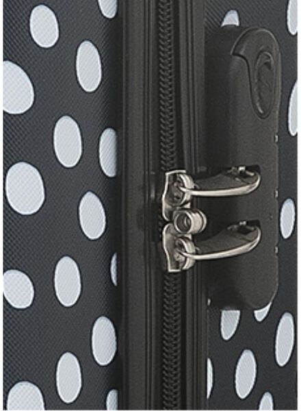 valise S 55 x 35 x 20 bleu - 18690040 - HEMA