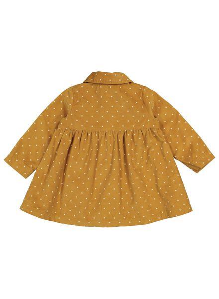 baby dress yellow yellow - 1000016899 - hema