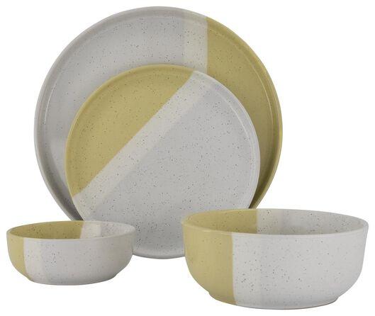dish - 16 cm - Cordoba - yellow - 9602126 - hema