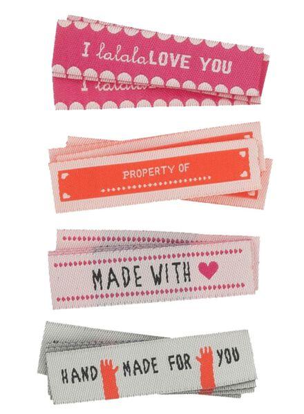 labels handmade - 1490273 - hema