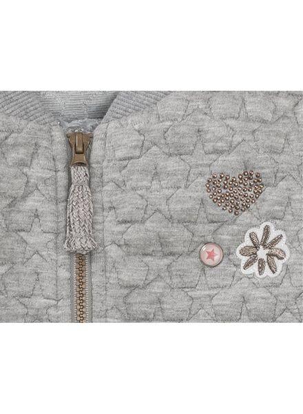 children's cardigan light grey light grey - 1000006021 - hema