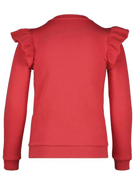 sweat pour enfant Viktor&Rolf rouge rouge - 1000016935 - HEMA