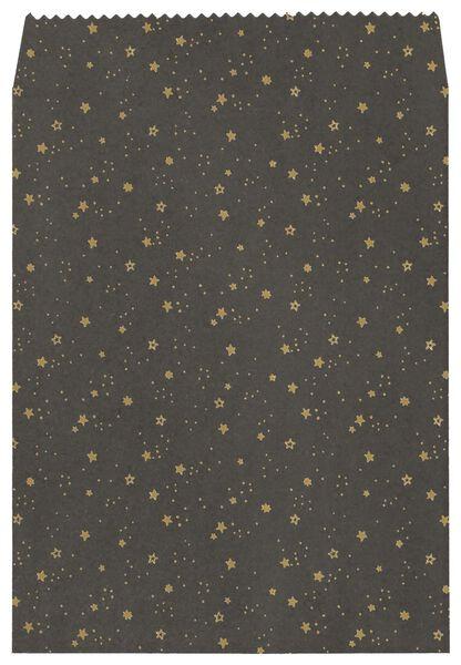4 sacs à cadeaux étoiles - 25700146 - HEMA