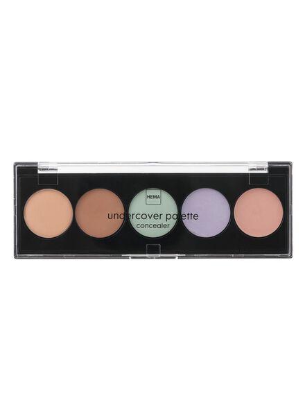 concealer palette - 11293226 - hema