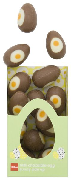 chocolate sunny side up eggs 175 grams - 10051002 - hema