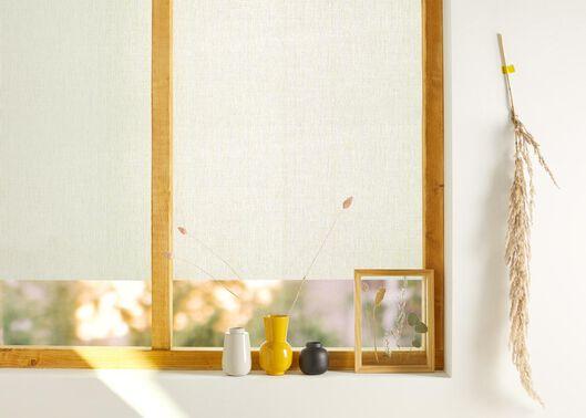 film textile pour fenêtres 150x45 recyclé naturel - 7610002 - HEMA