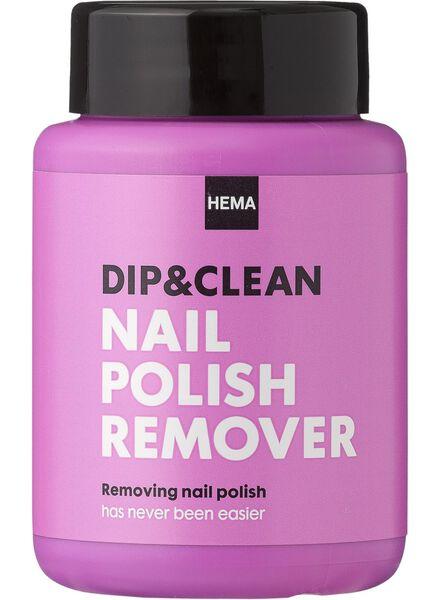 dip & clean nailpolish remover - 11243059 - hema