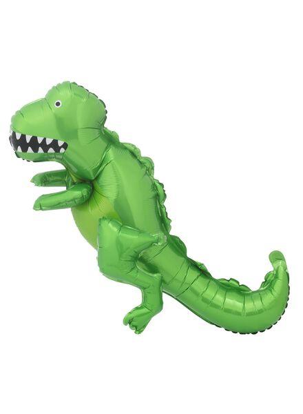 ballon alu dinosaure 65 cm - 60800667 - HEMA