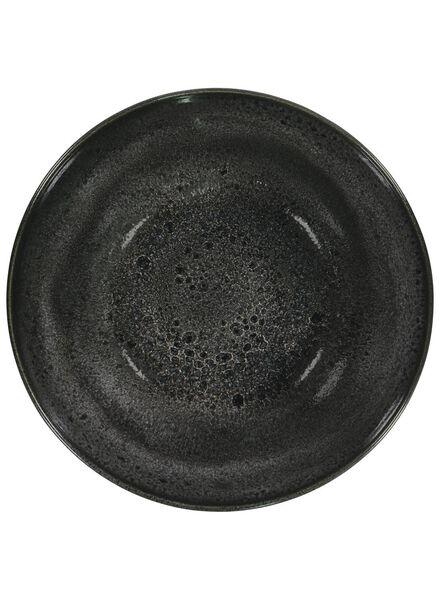 plat 26 cm - Porto émail réactif - noir - 9602037 - HEMA