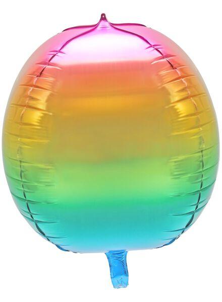 ballon alu 40 cm - 14200188 - HEMA
