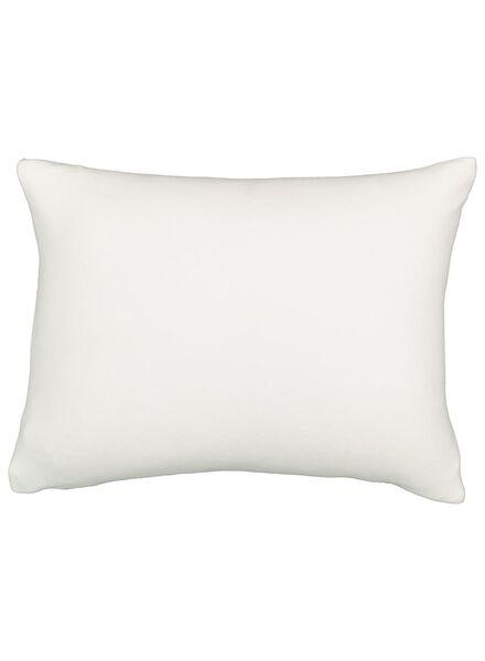 children's pillow case - 50 x 60 - flannel - white - 5100012 - hema