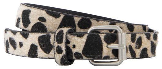 children's belt animals 2 cm multi multi - 1000020509 - hema