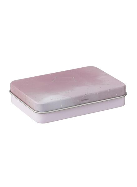 petite boîte métallique - 60080202 - HEMA