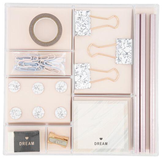 lot d'accessoires - 17 pièces - 14132211 - HEMA