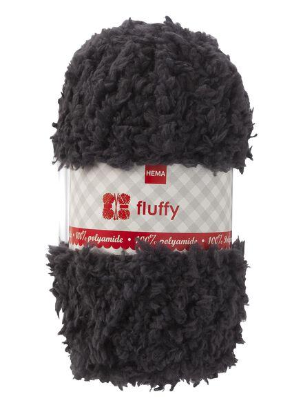 Strickgarn Fluffy – 50 g - 1400182 - HEMA