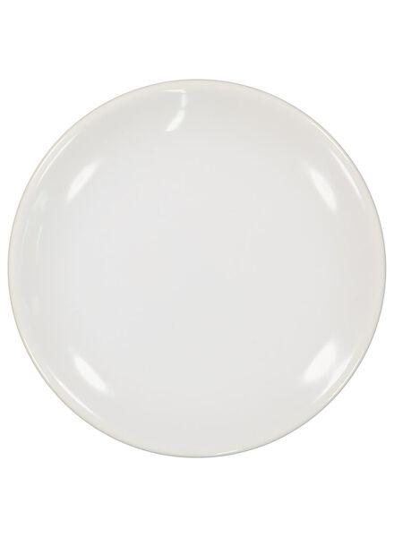 breakfast plate 20.5cm - Amsterdam - white - 9670009 - hema