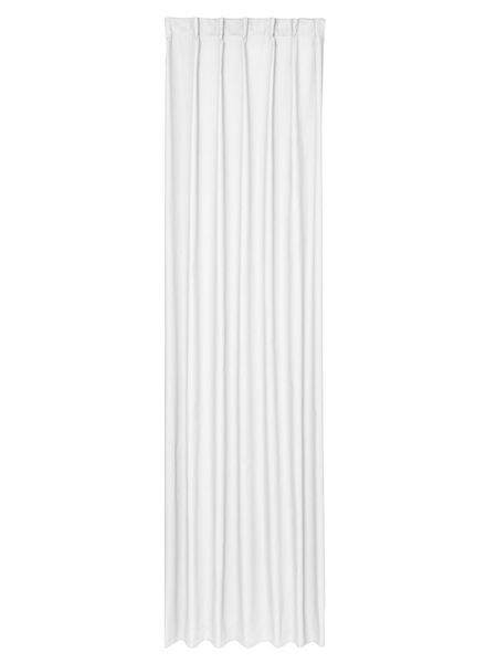ready-to-use curtain with pleat band - 7632119 - hema