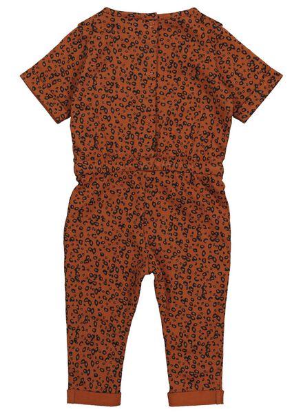 baby jumpsuit brown brown - 1000017515 - hema