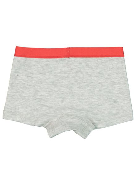 3-pack children's briefs grey melange grey melange - 1000016865 - hema