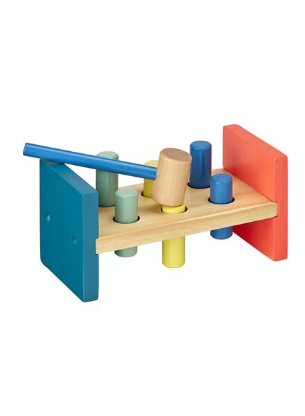 wooden hammer bench - 15122218 - hema