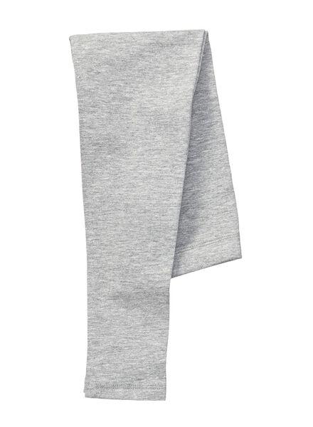 girls leggings light grey light grey - 1000006285 - hema