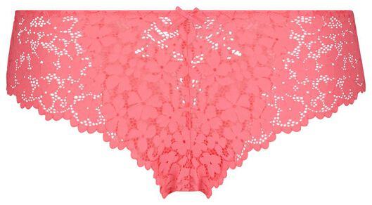 B.A.E. Damen-Brazilian, Blütenspitze knallrosa knallrosa - 1000023397 - HEMA