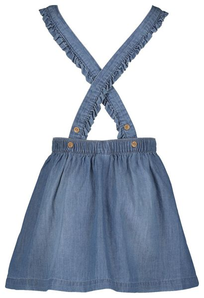 children's dungarees denim denim - 1000017885 - hema