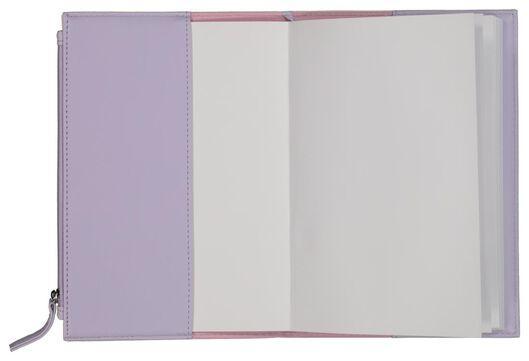 notitieboek 22x15 blanco - 61122368 - HEMA