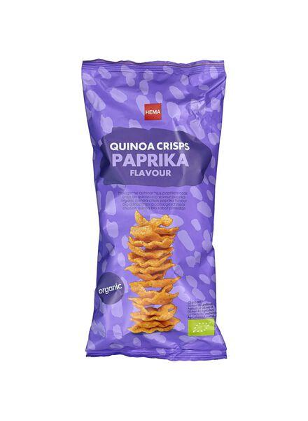 chips de quinoa biologiques - paprika - 75g - 10639444 - HEMA