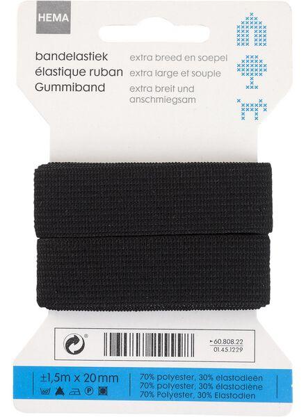 Band, elastisch - 1451229 - HEMA