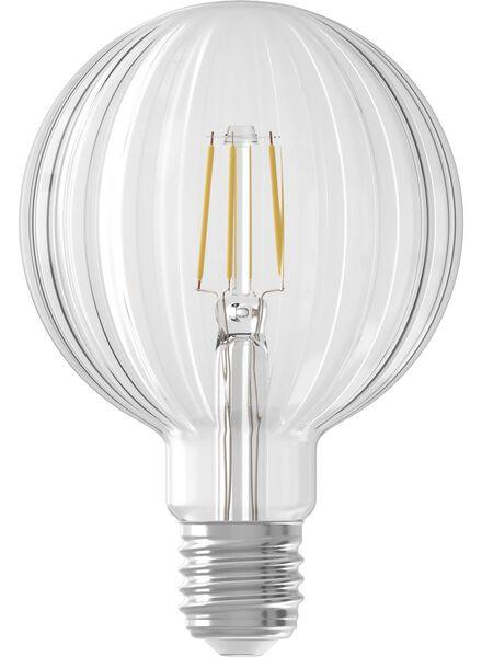 ampoule LED 4W - 300 lumens - citrouille - transparent - 20020057 - HEMA