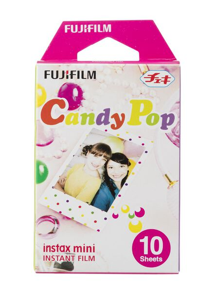 Image of HEMA 10-pack Fujifilm Instax Candypop Films