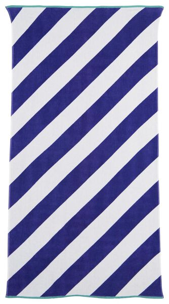 beach towel velvet 90 x 180 - 5290036 - hema