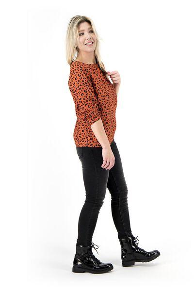 women's top orange orange - 1000018046 - hema