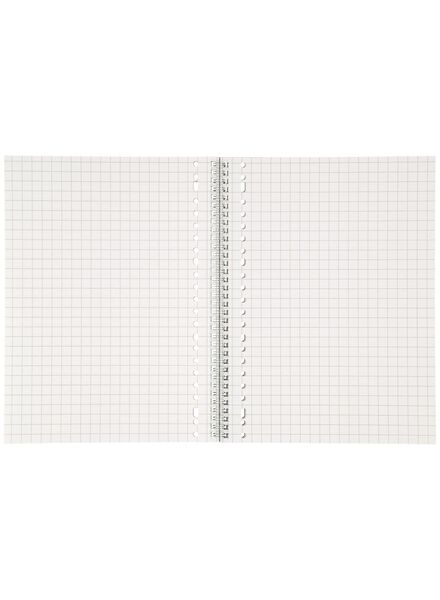 3 lecture notebook A4 10 x 10 mm squared - 14101657 - hema