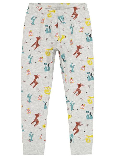 children's pyjamas anthracite anthracite - 1000017225 - hema