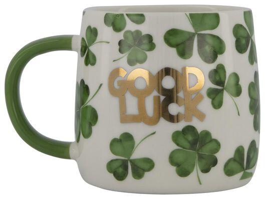 mug Ø 9 cm trèfle - 61122304 - HEMA