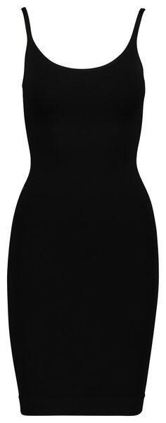 onderjurk firm control zwart zwart - 1000019708 - HEMA