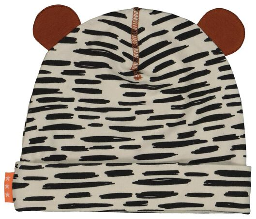 newborn set cap and slippers white white - 1000017645 - hema