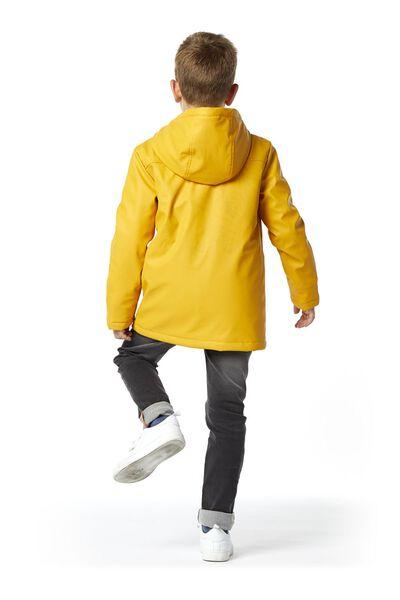 Kinder-Jacke gelb gelb - 1000020211 - HEMA