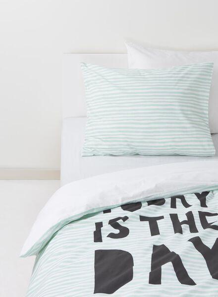 soft cotton kinderdekbedovertrek 140 x 200 cm - 5750124 - HEMA