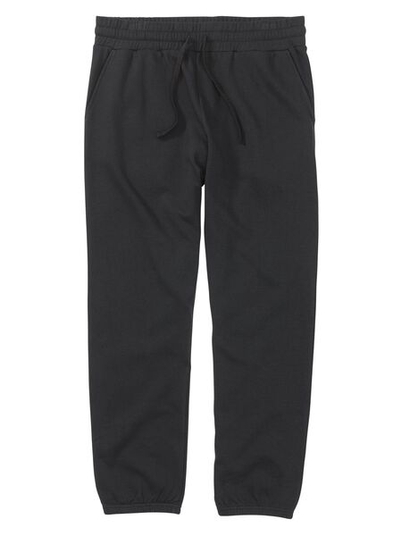men's sweatpants black black - 1000005834 - hema